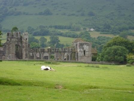 le prieuré de llanthony2