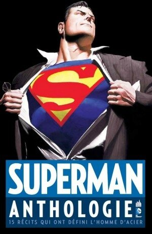 anthologie superman