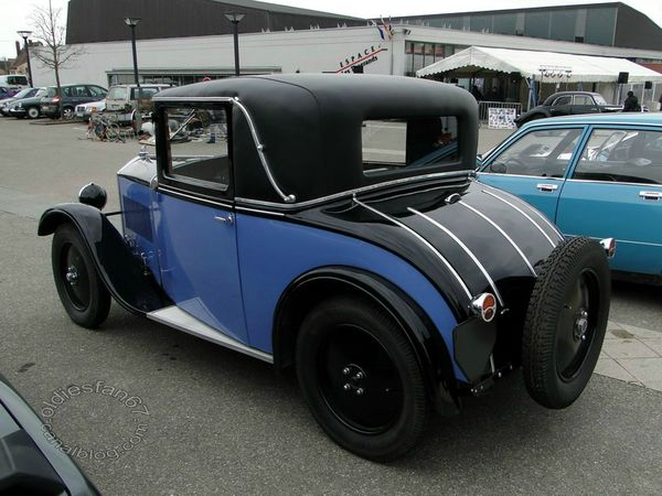 mathis pyc faux cabriolet 1932 4