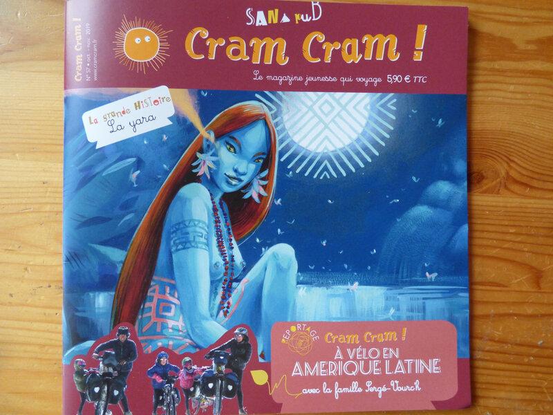 Cram Cram Amérique latine (1)