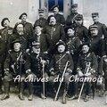 Annecy : 1er bataillon territorial de chasseurs alpins (1er b.t.c.a.) suite...