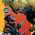 ultimates hs 09 wolverine vs hulk