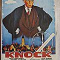Knock - Louis Jouvet