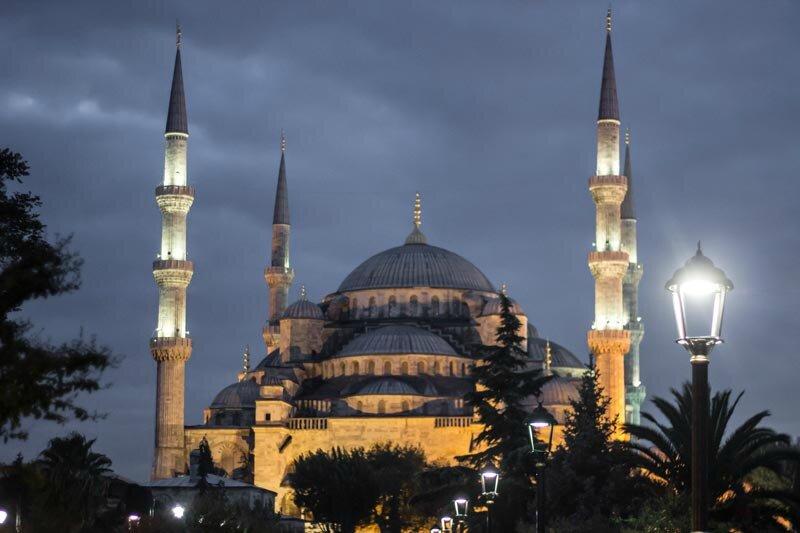 Mosquée-Bleue