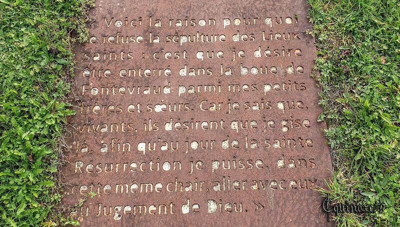 Discours de Robert d'Arbrissel mourant à léger de Bourges