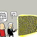 Illustration supplément Justice ( Lagardère Active presse)