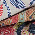 Les saris de