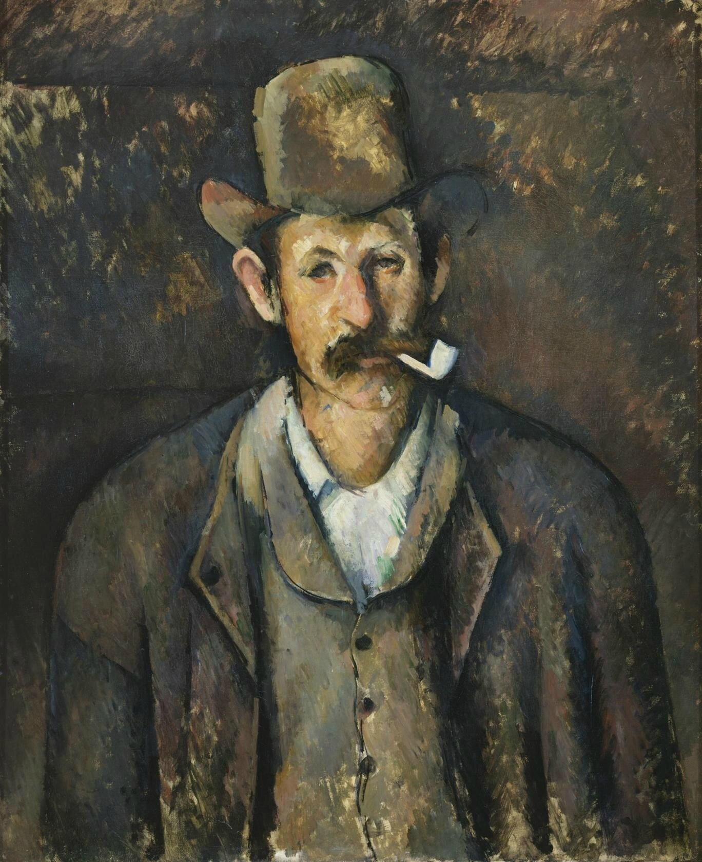 Self portraits by Cézanne go on public display for the first