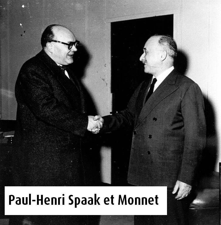 monnet spaak