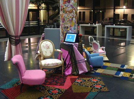 tapis et fauteuils