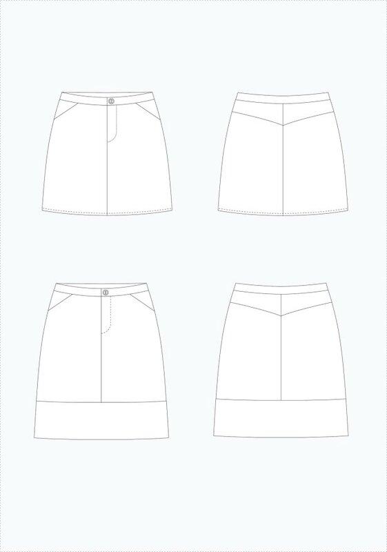 copyright_grainline_studio moss mini skirt