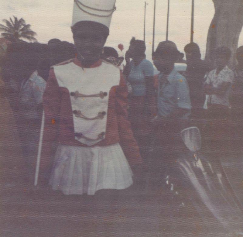 Nadia Turpin - Guadeloupe 75-76
