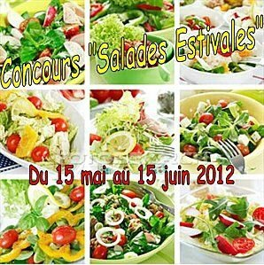 Concours-salades