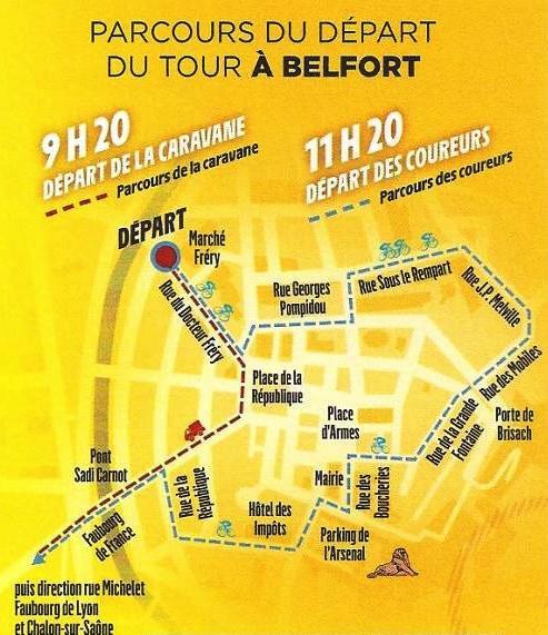 CPM Belfort Tour de France 2019 VRR