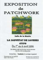 expo patch La Lisette