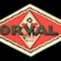 Ancienne & rare étiquette Orval