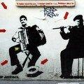 Musiciens des rues (Jeff Aerosol)