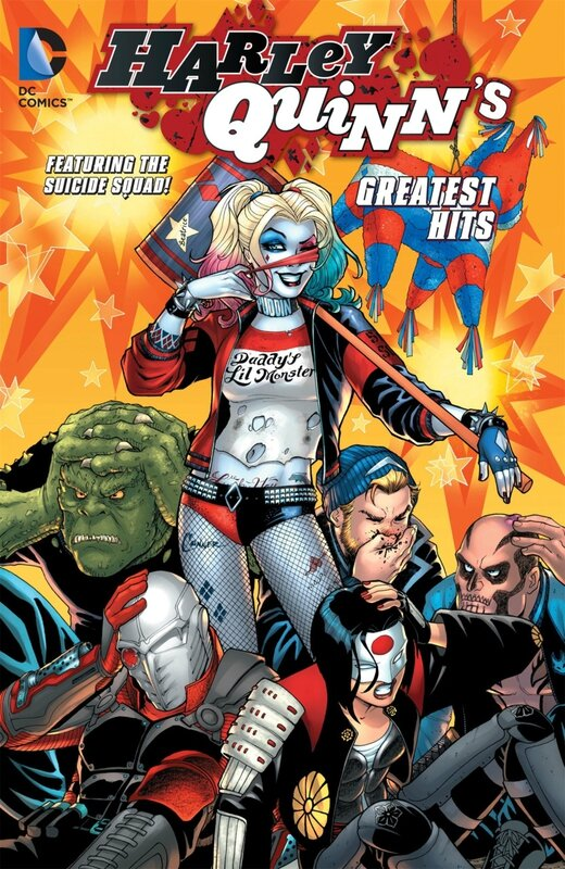 harley quinn's greatest hits TP