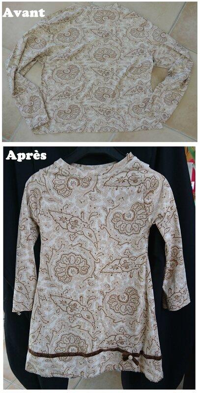 17-03-29 tshirt'récup en robe pour Maëlle - défi Abracadabra un mois,une créa et + (2)