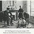 Legrand, La leçon de stratégie
