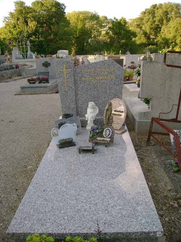 238 - Tombe de la famille Berenguel