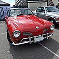 Volkswagen karmann ghia coupé typ 14 (1955-1974)