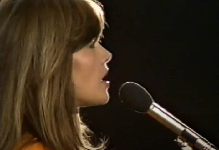 Françoise Hardy - Live in Deutch
