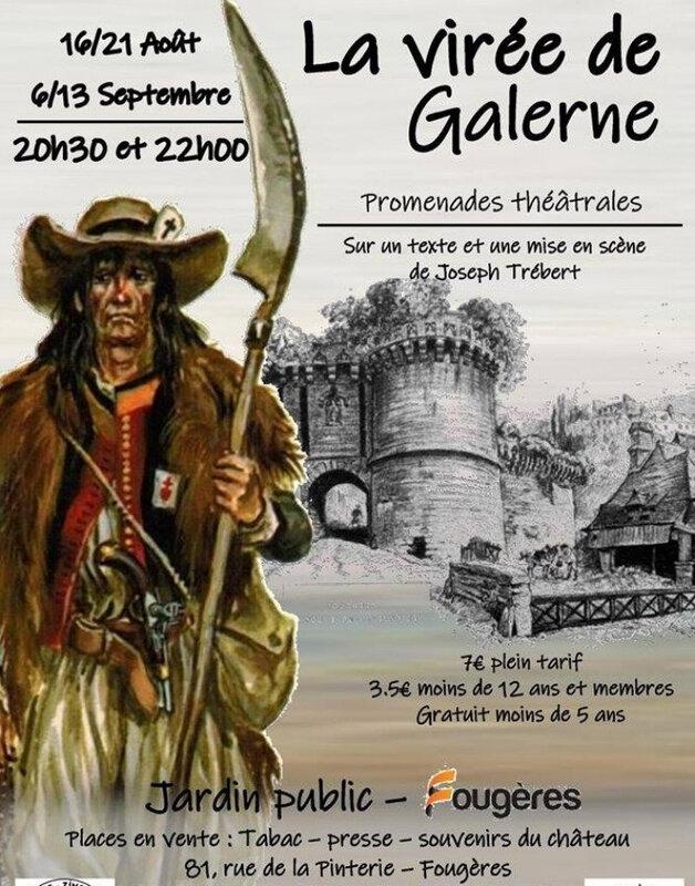 La virée de Galerne le 3 Novembre 1793 – La Bataille de Fougères (synthèse)