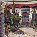 Sa et sarl à marrakech à la sortie de la guerre (1945-1950)
