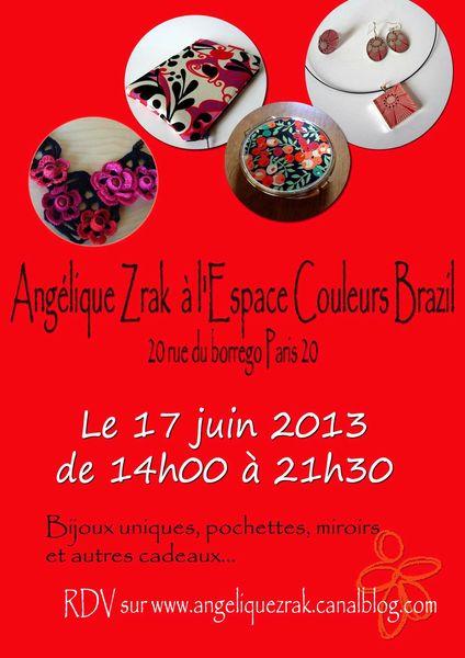 vente juin 2013 couleur brazil