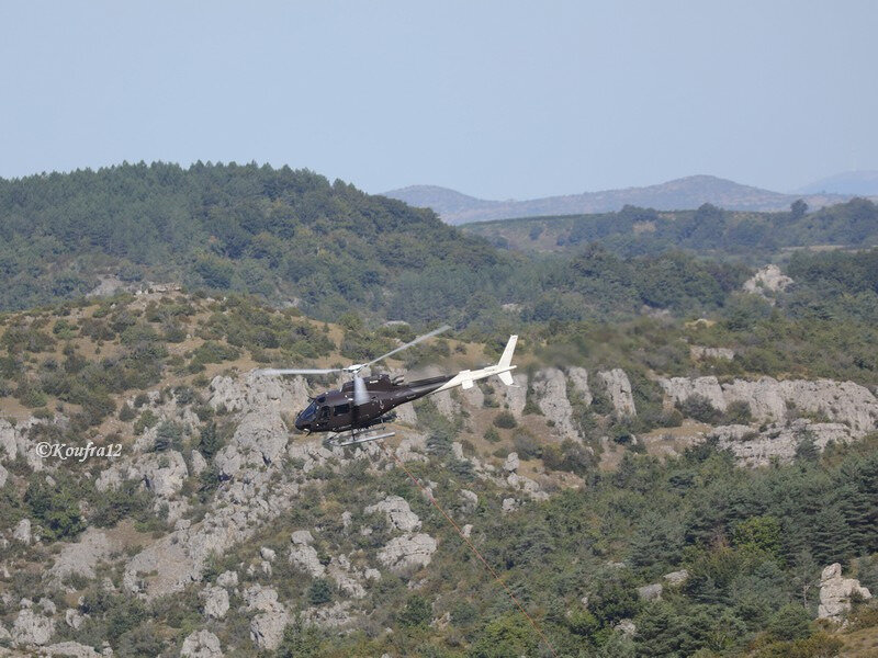 Photos JMP©Koufra12 - Roc Castel Hélicoptère - 04092018 - 0600