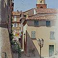 DUVAL Thierry - Ruelle de St Tropez