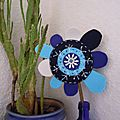 C'est ça être fleur bleue ?