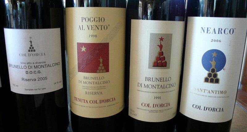 vins Toscane