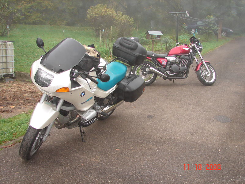 La R 1100 RS du Bouchido