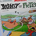 Asterix and obelix promote the highland games