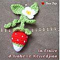 fraise d'IsabelleKessedjian