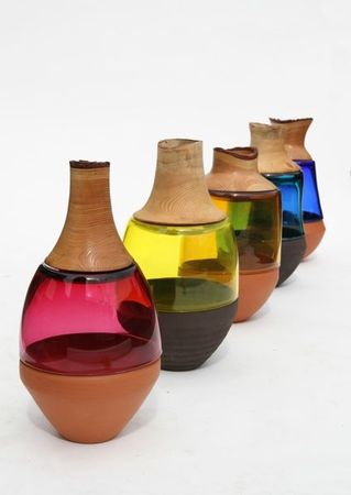 Stacking Vessel by Pia Wustenberg 5