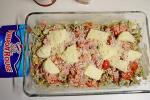 pâtes laitue de mer et thon (5)