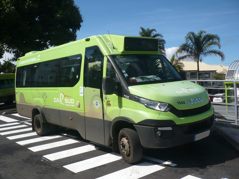 IVECO Daily Line minibus Carsud Le Tampon (1)
