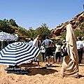 Agriculture algérie : une délégation de tour-opérateurs étrangers précède rachid benaissa à taouiala