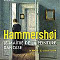 Hammershøi, le maître de la peinture danoise, au musée jacquemart-andré