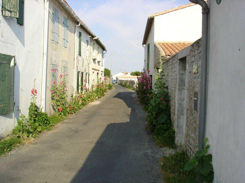 rue ile de Ré