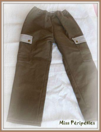 Pantalon travailleur 1