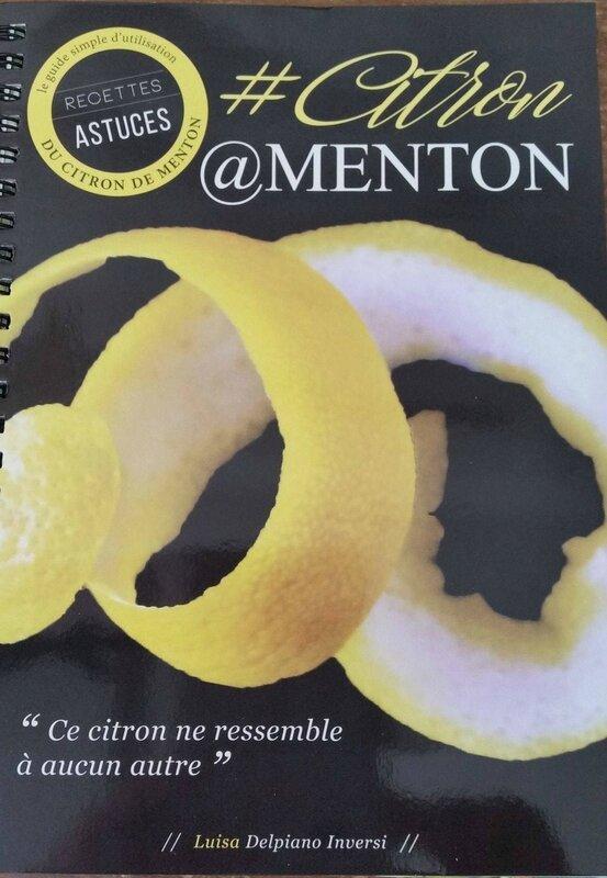page garde citron