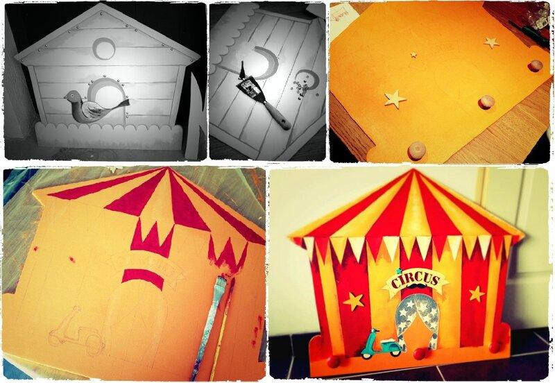 cabane devenue cirque