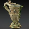 The frick acquires a rare and importaant sixteenth-century french ceramic ewer