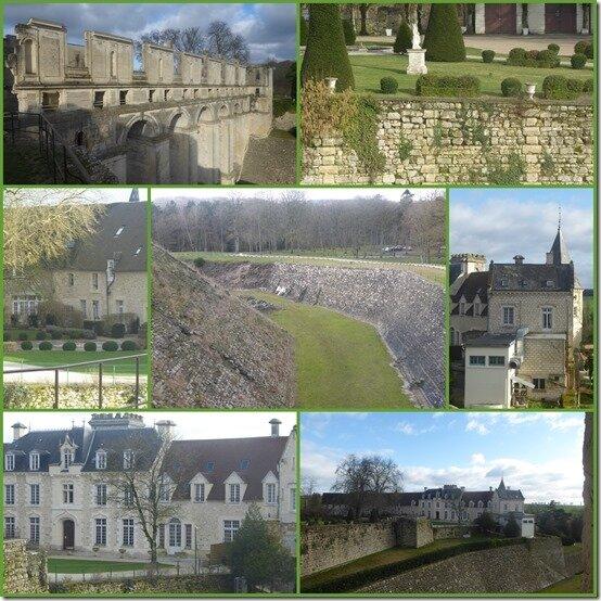 ruines chateau Fère en T3