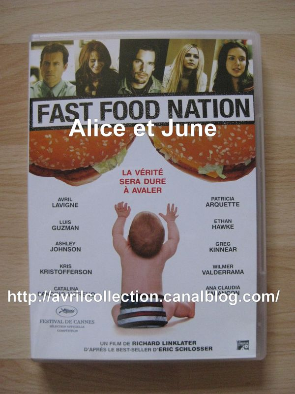 DVD Fast Food Nation édition prestige (2006)