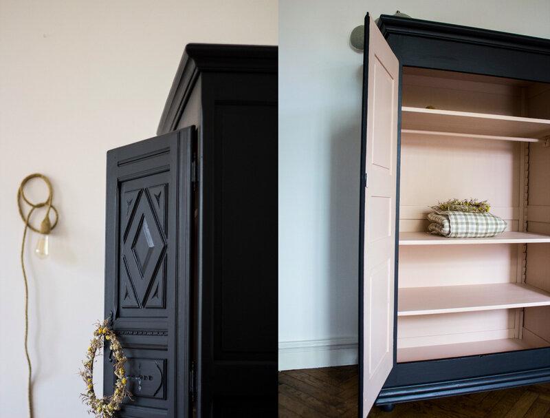armoire-penderie-noire-saumon-chambre-bebe-TRENDY-LITTLE